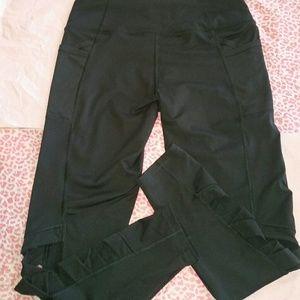 Victoria's Secret SPORT size Large Leggings